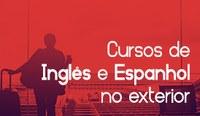 Inglês e espanhol em diversos países. Inscreva-se
