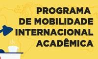 Programa de Mobilidade Acadêmica recebe inscrições até 22/03