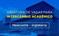 Newcastle College recebe inscrições para intercâmbio na Inglaterra