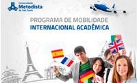 Programa de Mobilidade Acadêmica abre inscrições de 15/02 a 26/03