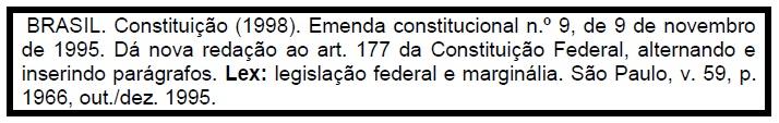 Emenda Constitucional