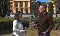 Prof. Oswaldo fala à TV Canção Nova sobre Independência do Brasil