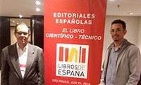 Editora Metodista abre possibilidades de parcerias com Espanha