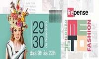 Evento traz marcas-clientes e um bazar de troca de roupas