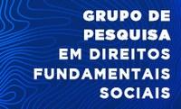 Curso abre inscrições para Grupo de Direitos Fundamentais Sociais