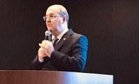 Reitor participa de seminário promovido por Comissão da Presidência da República