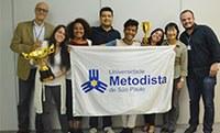 Time Metodista leva dois prêmios da Enactus Brasil