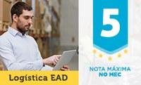 Curso de Logística EAD recebe nota máxima em avaliação do MEC
