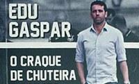 ESPN noticia livro de ex-alunos de Jornalismo sobre o craque Edu Gaspar