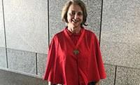 Professora Elizabeth Maurenza empossada na Academia de Contabilidade