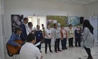 Funcionários da área mostram seu talento musical em ensaio aberto