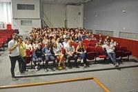 Oficinas de cursos fizeram parte do evento