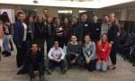 Alunos que participaram do curso aprenderam sobre liderança e cidadania ativa