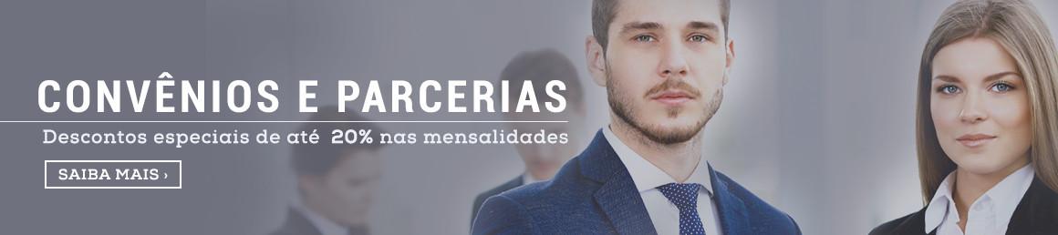 Banner Convênios e Parcerias