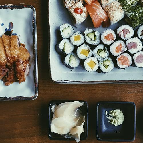 Cozinha Japonesa Fria