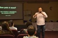 Professor Kleber Carrilho fala sobre cenário político após eleições no Metô XP