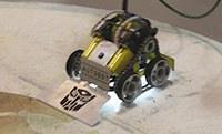 Com tração nas quatro rodas, Autobot é campeão
