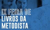 Evento contará com lançamento de duas obras da Editora Metodista
