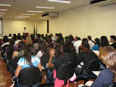 Público na Abertura do Seminário