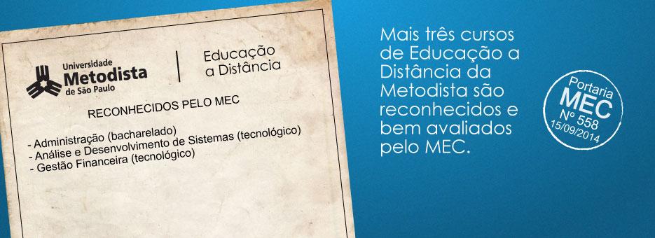 Reconhecimento do MEC