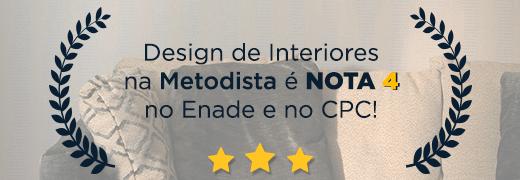 Banner Enade Design de Interiores