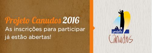 Projeto Canudos 2016