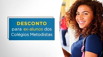 Conheça os benefícios exclusivos aos ex-alunos de nossos colégios que desejam cursar graduação na Metodista