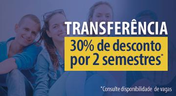 Esse benefício se aplica exclusivamente para novos alunos e não é cumulativo com nenhum outro desconto ou bolsa oferecido pela instituição.