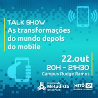 Participarão do debate o psicólogo João Ribeiro  e o  administrador Fernando Dias