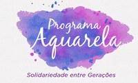 Programa Aquarela recebe inscrições a partir de 23 de julho