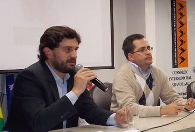Giovanni Rocco e prof. Sandro