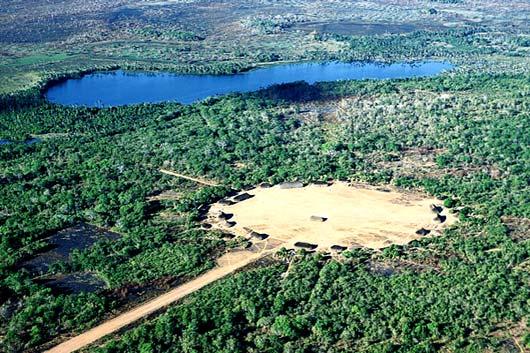 56.º aniversario de la creación del Parque Indígena Xingu