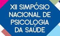 XII Simpósio Nacional de Psicologia da Saúde será realizado em 10 e 11/09