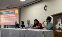 Evento contou com a participação de diversos professores da área