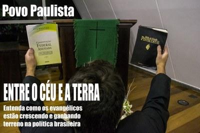 Religiosos se mobilizam para eleger parlamentares
