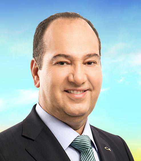 imagem de campanha do candidato a presidencia Pr. Everaldo