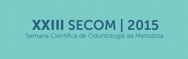 XXIIi SECOM 2015
