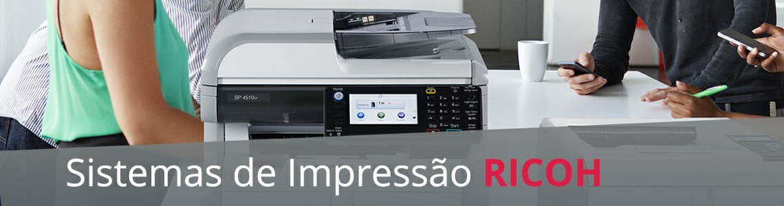 Sistemas de Impressão RICOH