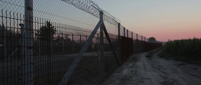 Trecho dos vídeos da série Um Mundo de Muros, da Folha de S. Paulo